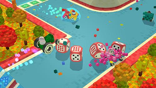 Blocky racing für Android