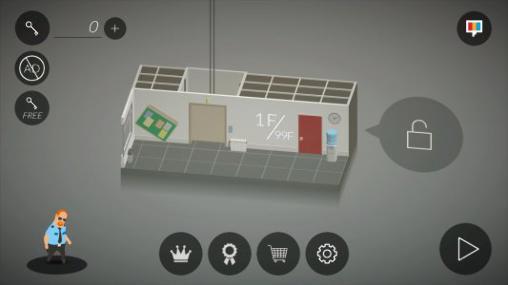 Exit hero Screenshot