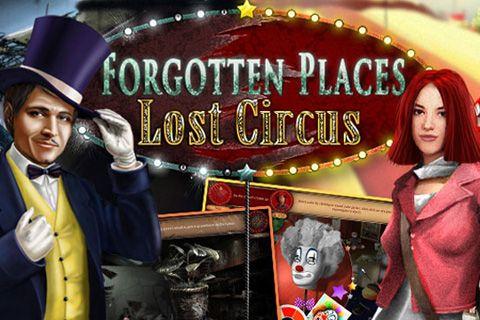 logo Lugares olvidados: Circo perdido