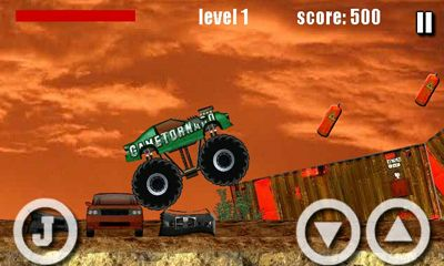 Truck Demolisher para Android