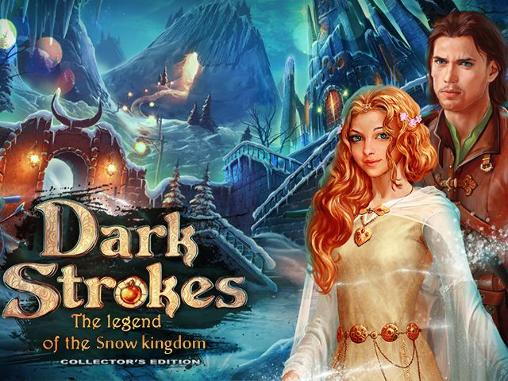 Dark strokes 2: The legend of the Snow kingdom. Collector's edition Screenshot