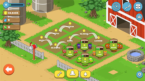 Farm field: Farmer evolution idle tycoon pour Android