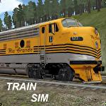 Train Sim ícone