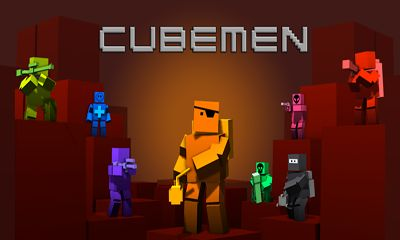 Cubemen screenshot 1