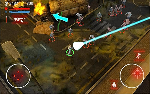 Dead outbreak: Zombie plague apocalypse survival screenshot 3