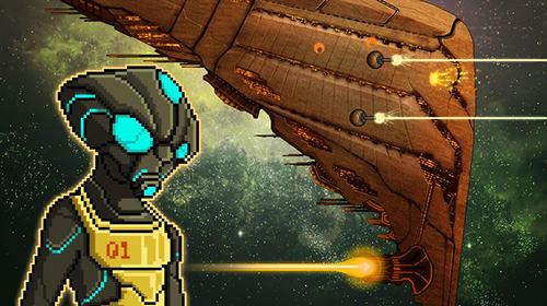 Pixel starships pour Android