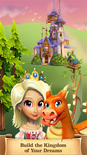 Arcade games Castle story: Winter for smartphone