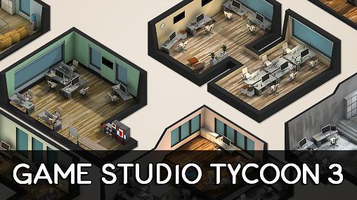 Game studio tycoon 3 captura de tela 1