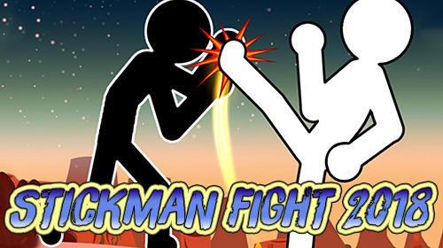 Stickman fight 2018 Symbol
