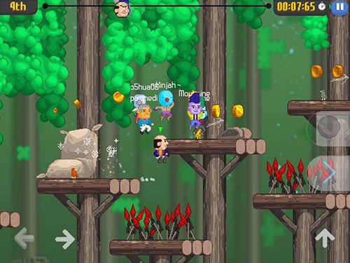 Rerunners: Race for the world for iPhone