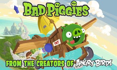 Bad Piggies captura de pantalla 1