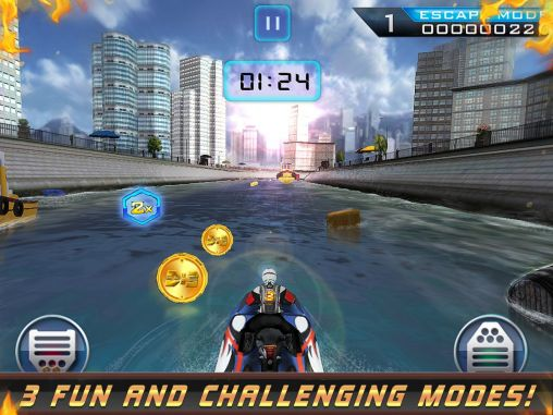 Dhoom: 3 jet speed screenshot 1