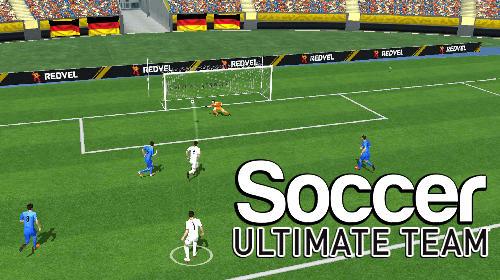 Soccer: Ultimate team截图
