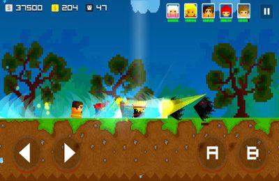 Screenshot Nakama auf dem iPhone