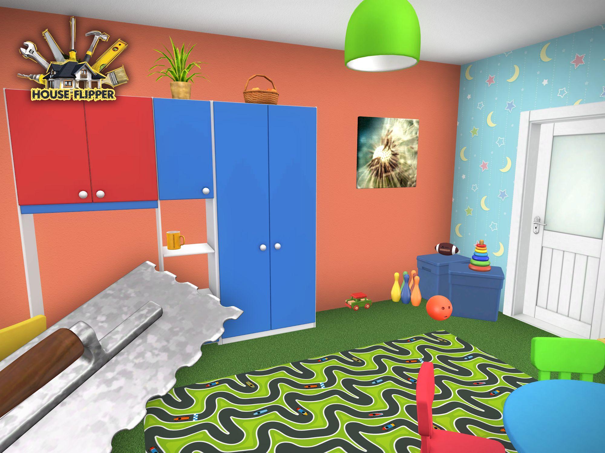 House Flipper: Home Design, Renovation Games captura de pantalla 1