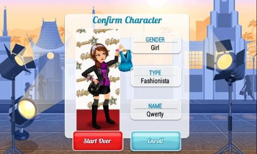 Hollywood U: Rising stars para Android