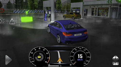 Simulation: spiel Real driving sim für BlackBerry