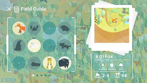 Simulator-Spiele Desertopia für das Smartphone