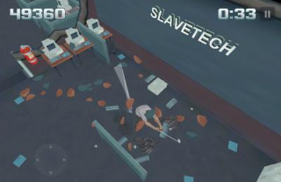 Screenshot Zerstöre dein Büro auf dem iPhone