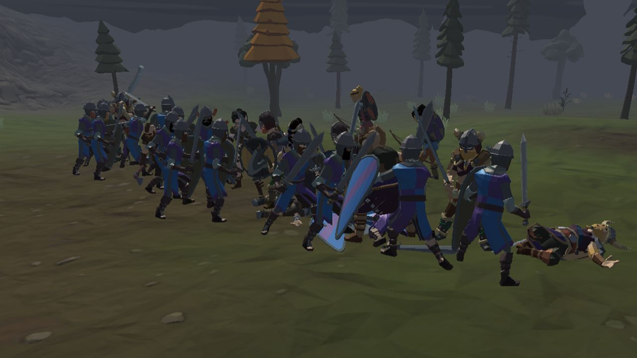 Viking Wars Screenshot