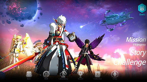 Elsword M: Shadow of Luna para Android