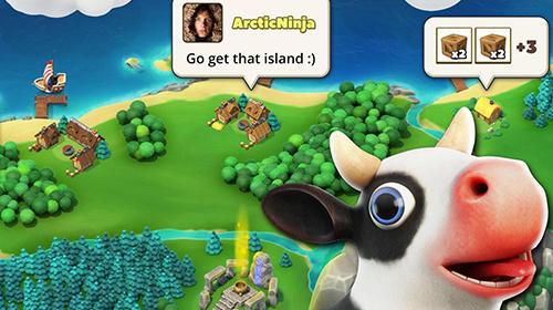 Onlinespiele Trade town by Cheetah games für das Smartphone