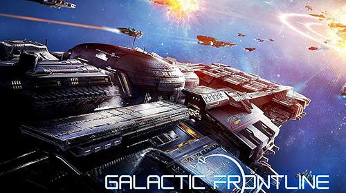 Galactic frontline скріншот 1
