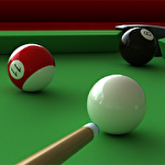Sky cue club: Pool and Snooker Symbol
