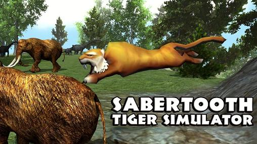 Sabertooth tiger simulator скриншот 1