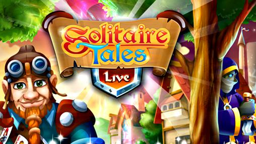 Solitaire tales live screenshot 1