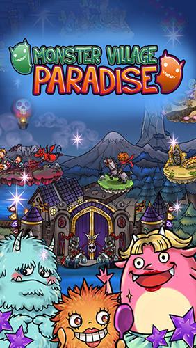 Monsters village paradise: Transylvania Symbol