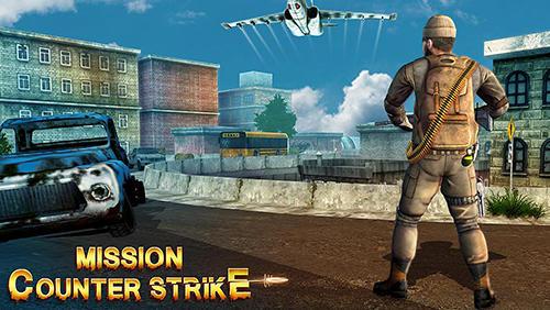Mission counter strike Symbol