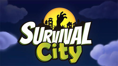 Survival city: Zombie base build and defend screenshot 1