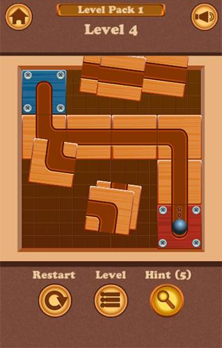 Logikspiele Move it: Slide puzzle für das Smartphone