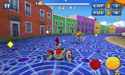 Sonic & SEGA All-Stars Racingcapturas de pantalla