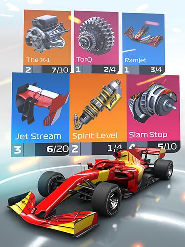 F1 manager screenshot 2