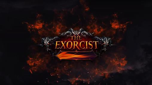 The exorcist: 3D action RPG icon