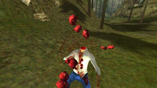 iHunt zombies screenshots