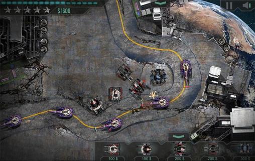 National defense: Space assault en español
