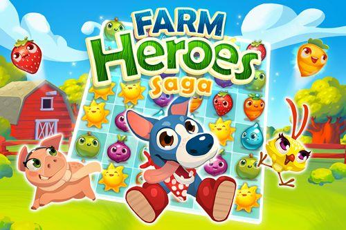 logo Heróis da fazenda: Saga