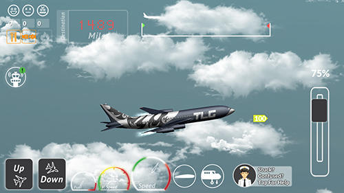 Transporter flight simulator für Android