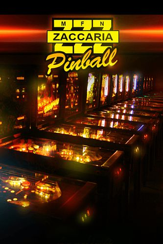 Screenshot Zaccaria Pinball auf dem iPhone
