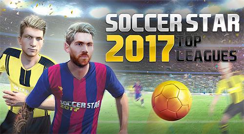 Soccer star 2017: Top leagues screenshot 1