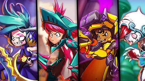 RPG-Spiele Arena stars: Battle heroes für das Smartphone