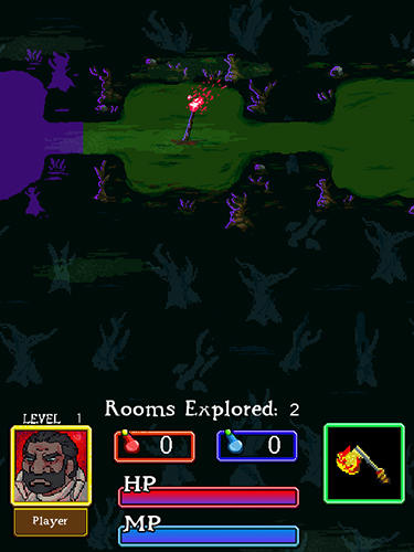 Retro games Crypts of death in English