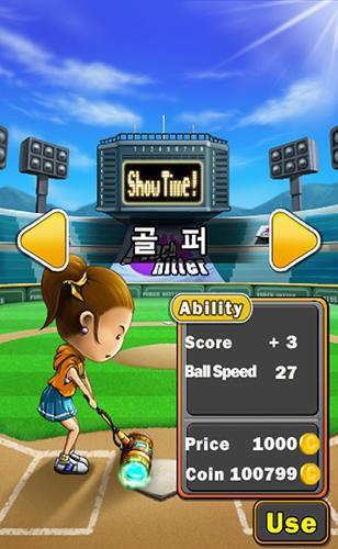 d'arcade Pinch hitter: 2nd season pour smartphone