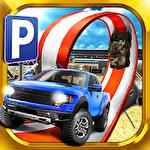 3D Monster truck: Parking game Symbol