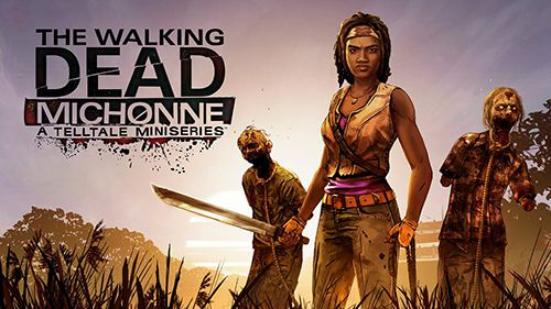 logo The Walking Dead: Michonne
