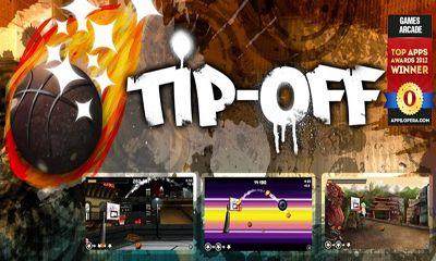 Tip-Off Basketball screenshot 1