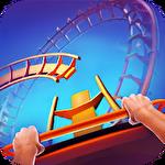 Craft and ride: Roller coaster builder Symbol